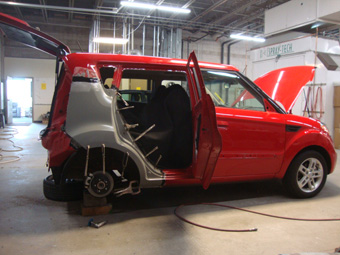 Autobody Collision Repair in Aurora